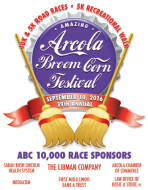 Arcola Broom Corn Festival Races