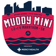 MUDDY MINI HALF MARATHON, QUARTER MARATHON & 5K - VIRTUAL