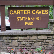 Carter Caves, 12/4