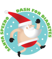 Santa Speedo Dash