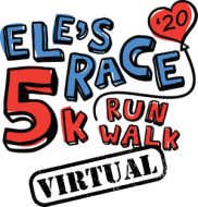 Ele's Race Virtual 5K Run/Walk