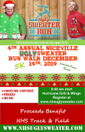 4th Annual Niceville Ugly Sweater Run/Walk