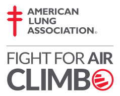 American Lung Association Fight For Air Climb