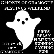 Ghosts of Granogue Bike-Run Festivus Weekend