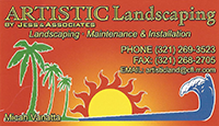 Artistic Landscaping by Jess & Associates