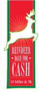 Reindeer Dash for Cash 10 Miler & 5k