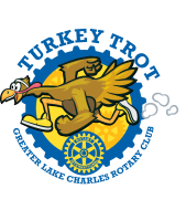 Greater Lake Charles Rotary Club 6th Annual Turkey Trot