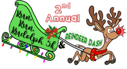 Run, Run, Rudolph 5k and Reindeer Dash