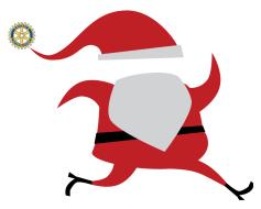 Paw Paw Rotary 5K Santa Run