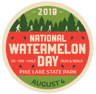 National Watermelon Day Run
