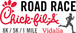 Chick-fil-A Vidalia Road Race 8K / 5K / 1M