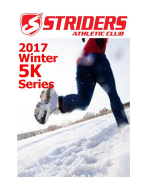 2017 Chautauqua Striders Winter 5K Series