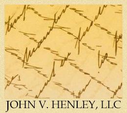 John V Henley - Rare Book Appraiser