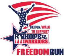 8K Freedom Run/Walk