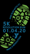 Resolution Run 5k 2020