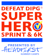 Defeat DIPG Superhero Sprint & 6K