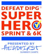 Defeat DIPG Superhero Sprint & 6K
