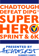 ChadTough Defeat DIPG Superhero Sprint & 6K