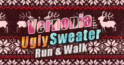 Vernonia Ugly Sweater Run
