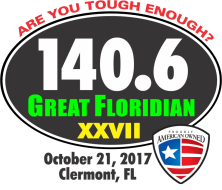 Great Floridian Triathlon XXVII