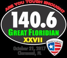Great Floridian Triathlon XXVII