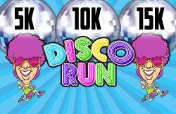 Disco 5K, 10K & 15K Run