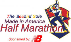 "The Second Sole ""Made in America"" Half Marathon"