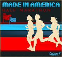 "The  ""Made in America"" Half Marathon"