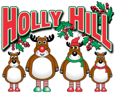 Holly Hill Jingle Bell Jog 3K Fun Run & Walk