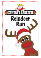 Country's Reindeer Run