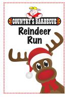 Country's Reindeer Run
