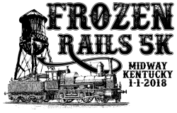 Frozen Rails 5K