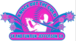 Knock Out the Cold 5K Glow Run & 1 Mile Fun Run