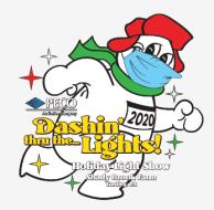 Dashin' thru the .... Lights! 2 Mile Run