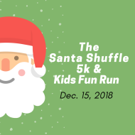 The Santa Shuffle 5k & Kids Fun Run