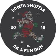 Santa Shuffle 5k, Kids Fun Run & Virtual 5k