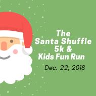 The Santa Shuffle 5k & Kids Fun Run