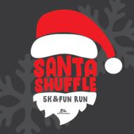 Santa Shuffle 5k, Kids Fun Run & Virtual 5k