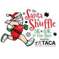 The Santa Shuffle 5k /10k & Kids Fun Run