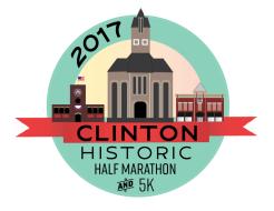 Clinton Historic Half Marathon & 5K