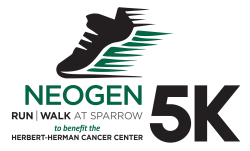 Neogen 5K Run/Walk at Sparrow