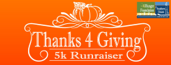 Thanks4Giving 5K Runraiser