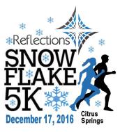 Reflections Snowflake 5K