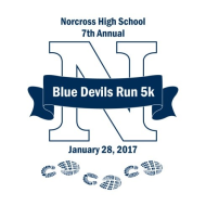 8th Annual Norcross Blue Devils Run