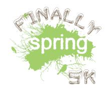 Finally Spring 5k!