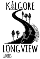 Kilgore to Longview 11 Mile Race