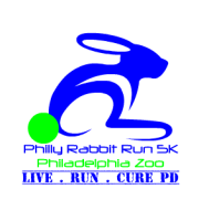 Philly Rabbit Run 5k/1m Walk--The Virtual Edition