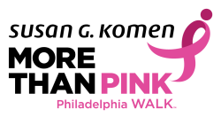 Susan G. Komen® Philadelphia MORE THAN PINK Walk™