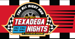 Texadega Nights Speedway Run