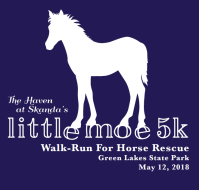 The Little Moe 5K Walk/Run